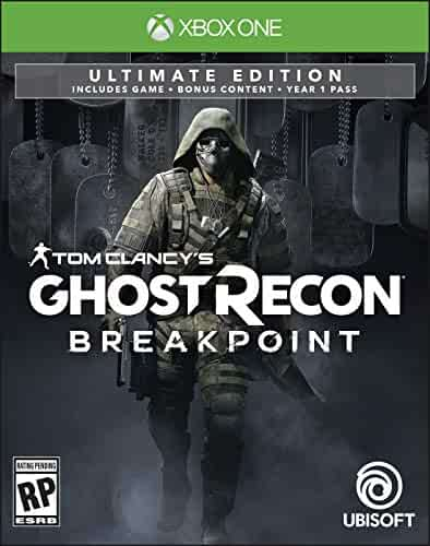 Amazon com: Tom Clancy's Ghost Recon Breakpoint