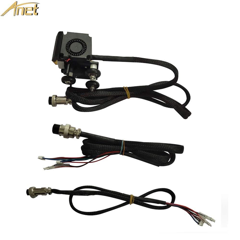 Anet E12 Arnes De Cables Con Enchufe 3pcs, Incluido El Kit D