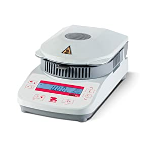 Ohaus MB23 MB Series Basic Moisture Analyzer with Infrared Coil, 110g Capacity, 0.01g Readability