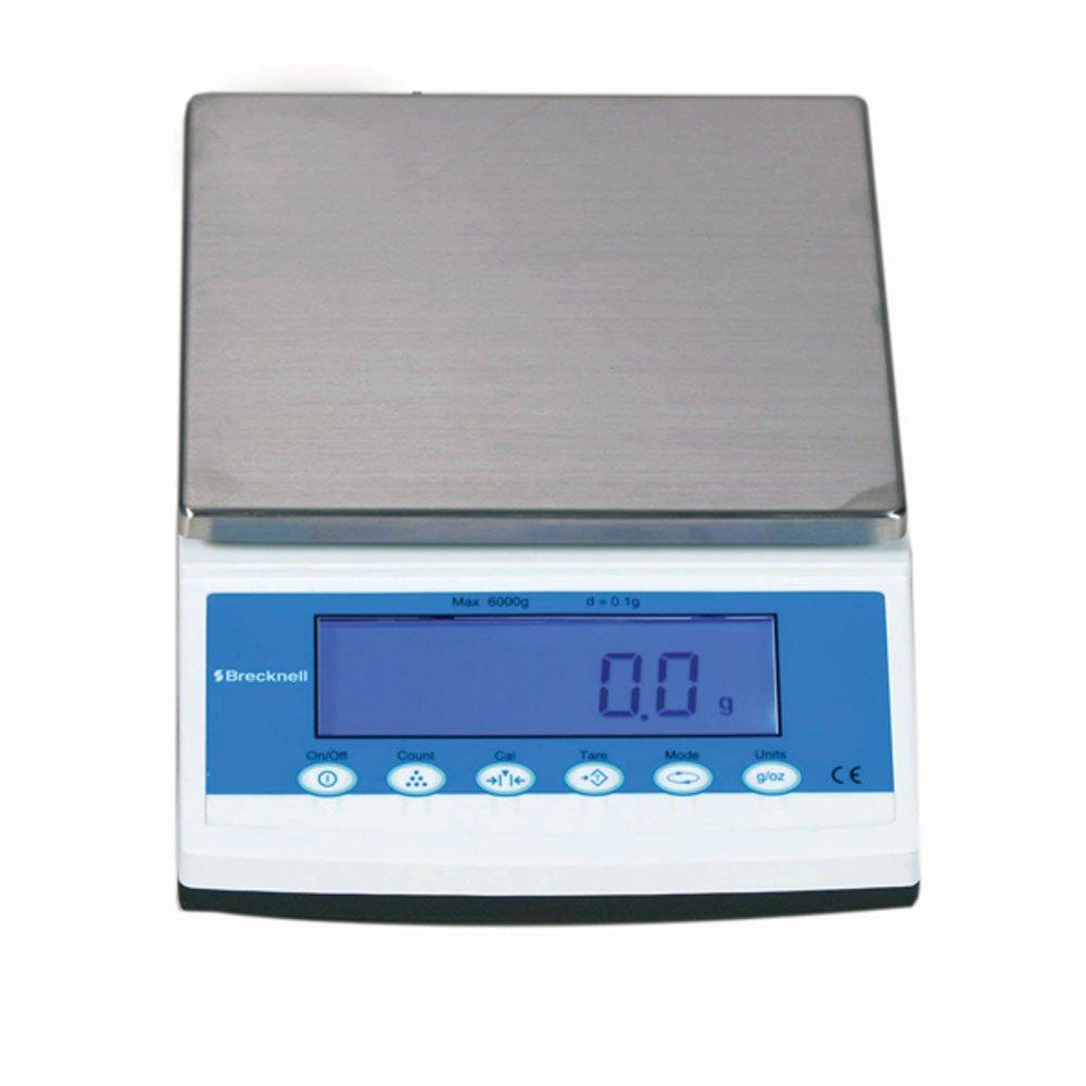 Salter Brecknell mbs6000 Lab equilibrio escala de pesaje de precisión 6000 G: Amazon.es: Hogar