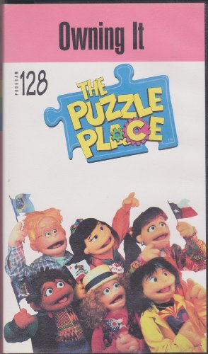 The Puzzle Place - Owning It (The Puzzle Place Vhs)