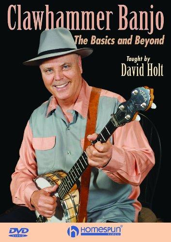 David Holt Banjo (Clawhammer Banjo- The Basics and Beyond)