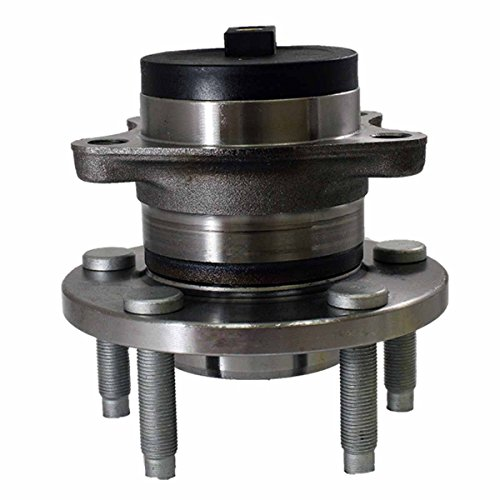 - HU512334 x 2 Brand New Wheel Bearing Hub Assembly Rear Left And Right Side (Only For FWD Model 5 Lug) Fit 07-08 FORD EDGE, 07-08 LINCOLN MKX