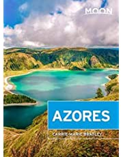 Moon Azores (First Edition)