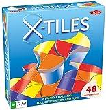 Tactic Games US X-Tiles Board Games (48 Piece), Blue, 9.75'' x 2.42'' x 9.75''