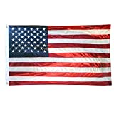 Cheap Super Tough 4ft x 6ft Polyester American Flag