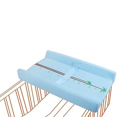 DELLT@ Mesa para Cambiar pañales/Mesa de Masaje para bebé a Prueba de Agua