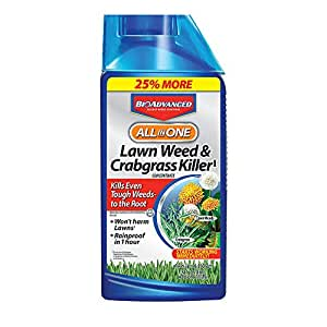 Bayer Crop Science 704140un césped hierba y crabgrass Killer, 32-oz.