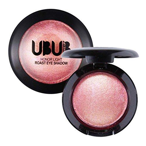 Single Baked Eye Shadow Powder Palette Shimmer Metallic Eyeshadow Palette WensLTD (B-1)