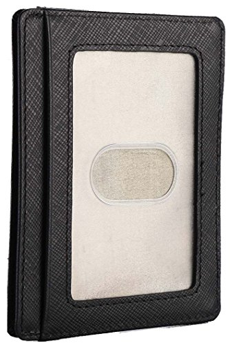 Travelambo Pocket Minimalist Genuine Leather