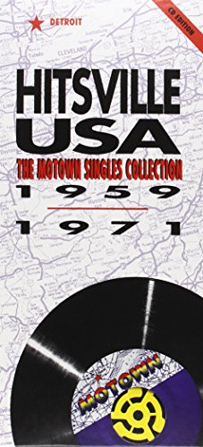 Hitsville USA: The Motown Singles Collection 1959-1971 (By The Light Of The Northern Star)