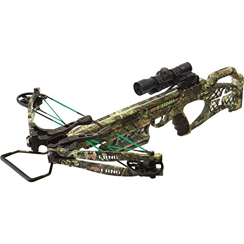 (PSE Fang Lt Mossy Oak Country Crossbow Package (01320cy))