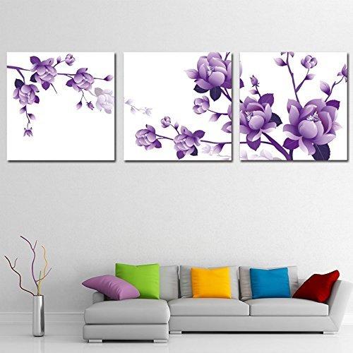 (Cross stitch, magnolia flower, triple, P0016)