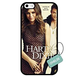 Onelee(TM) - Customized Hart of Dixie TPU Apple iPhone 6 Case Cover - Black 02