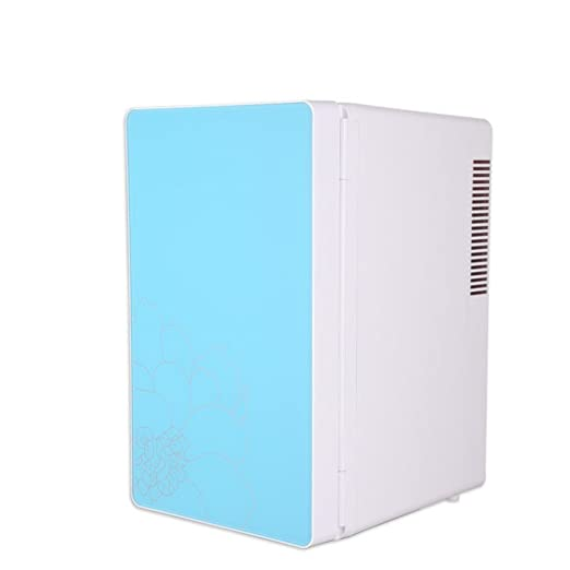 Compra SL&BX Sola puerta mini nevera con congelador, Refrigerador ...