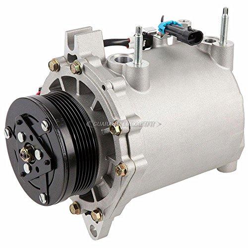 ality AC Compressor & A/C Clutch For Cadillac And Pontiac - BuyAutoParts 60-00965NA New (Cadillac Seville Ac Compressor)