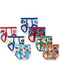 Blaze and The Monster Machines Boys' Toddler 7pk Underwear