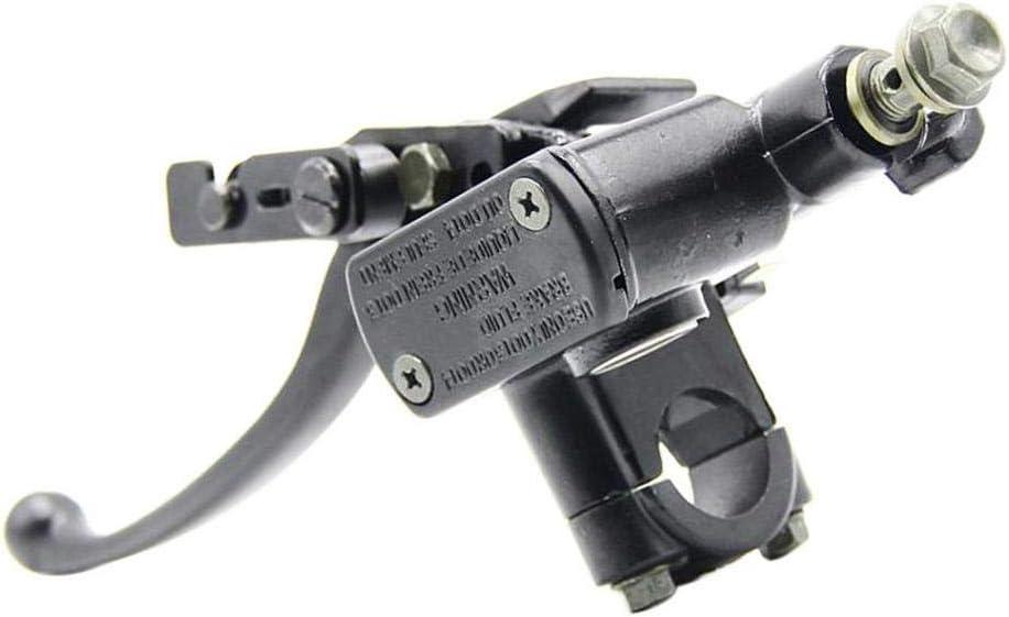 25cm L/änge KESOTO Aluminium Links Bremshebel Bremsgriff f/ür 50-250ccm Quad