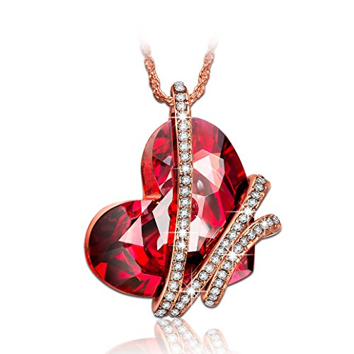Qians (Gold Necklace Heart)
