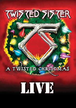 Amazon.com: Twisted Sister: A Twisted Christmas Live: Twisted ...