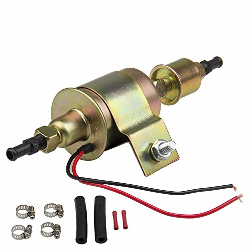 inline 12 volt fuel pump - 6