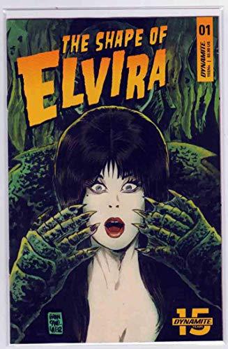 - The Shape Of Elvira #1 (2019)