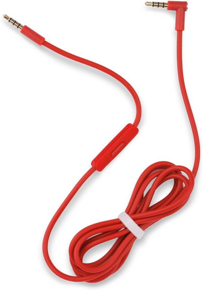 Reytid Ersatz Rote Audio Kabel Kompatibel Mit Beats Von Elektronik