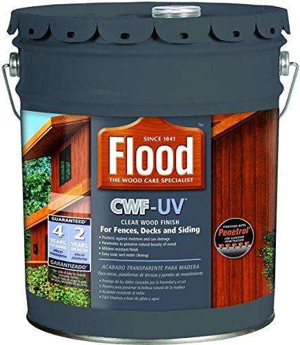 Flood Series FLD521-05 5G CWF-UV Redwood 275 VOC
