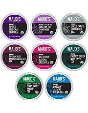 Maud's Organic Tea Pods