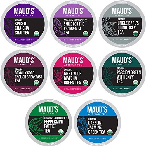 Mauds Tea