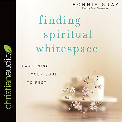 Finding Spiritual Whitespace Audiobook [Free Download by Trial] thumbnail