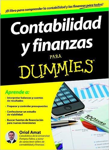 Libro de contabilidad para torpes