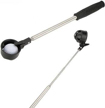 Bate Recupero raccogli pelota golf telescópica 2 m Barra ...