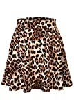 Search : Dani's Choice Attractive Print Stretch A-line Flared Circle Skater Mini Skirt