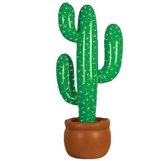 Recoproqfje - Árbol hinchable para decoración de cactus ...