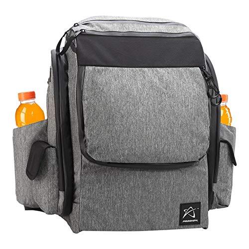 Prodigy Disc BP-1 V2 Backpack Disc Golf Bag - Gray
