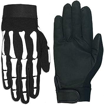 BLACK Extra Extra Large Hot Leathers Back Off Bone Finger T-Shirt
