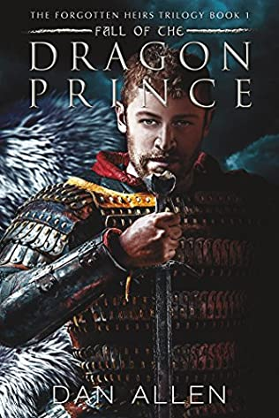 book cover of Fall of the Dragon Prince