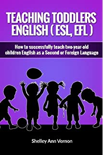 Amazon com: ESL Games for Preschool: for Teachers of ESL, EFL, ESOL