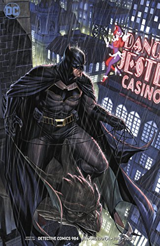 Detective Comics (2016) #984 VF/NM Mark Brooks Variant Cover DC Universe