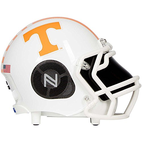 Nima Athletics NCAA Football Tennessee Volunteers Wireless Bluetooth Speaker. Officially Licensed Portable Helmet Speaker by NCAA College Football - Small
