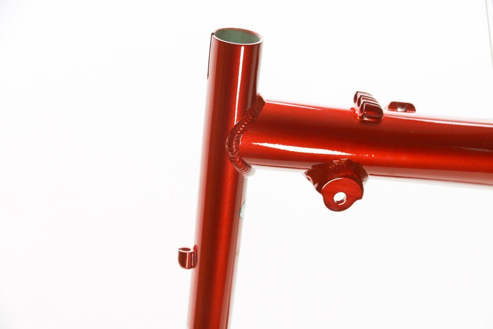 Rare 19'' K2 Attack 2.0 Replacement Suspension Bike Main Front Triangle Frame NEW by K2 (Image #4)
