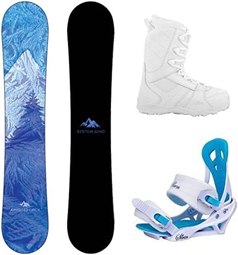 Riedell Skates – 615 Soar Jr – Youth Soft Beginner Figure Ice Skates