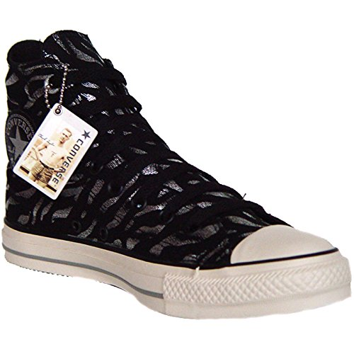 Converse Allstar Schuhe Chucks 6 EU 39 Silber Black Tiger Print Limited Edition 501959