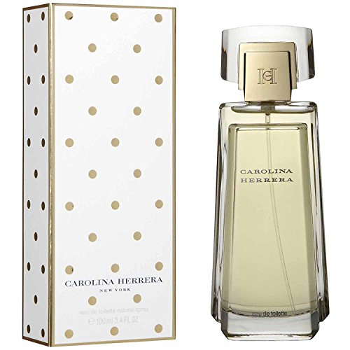 Carolina Herrera By Carolina Herrera For Women 3 4 Oz Eau De Toilette Spray