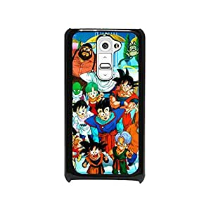 Cool Style The Cartoon Of Drago Ball Protective Phone Case Unique Design Drago Ball Cover Case for LG G2