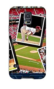 Evelyn Alas Elder's Shop Best st_ louis cardinals MLB Sports & Colleges best Samsung Galaxy S5 cases
