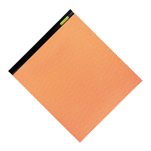 """Oversize Warning Products - Quickmount Replacement Flag Orange 18"""" x 18"""""""