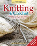 Knitting and Crochet, Charlotte Gerlings, 1565236831