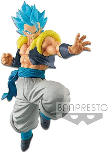 Dragon Ball Z Super Ultimate Soldiers The Movie Broly Figurine PVC NEW 2020